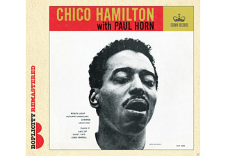 Paul Horn, Chico Hamilton - With Paul Horn (Remaster) [CD]