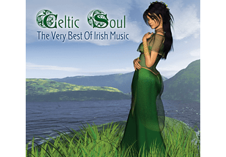 VARIOUS - Celtic Soul - The Very Best Of Irish Folk Music - (CD)