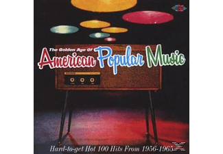 VARIOUS - GOLDEN AGE OF AMERICAN POPULAR - (CD)