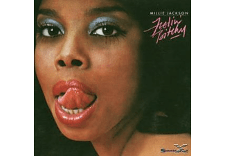 Millie Jackson - FEELIN  BITCHY - (CD)