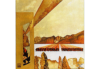 Stevie Wonder - Innervisions - (CD)