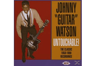 "Johnny ""guitar"" Watson - Untouchable! Classic Recordings 1959-1966 - (CD)"