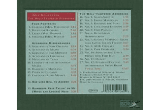 Guy Klucevsek - Well-Tampered Accordion - (CD)
