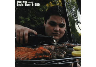 Brous One - Beats, Beer & Bbq [CD]