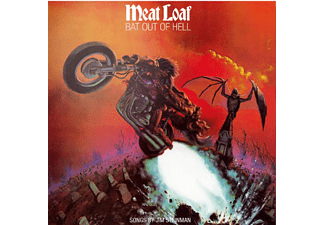 Meat Loaf - Bat Out Of Hell (Vinyl LP (nagylemez))