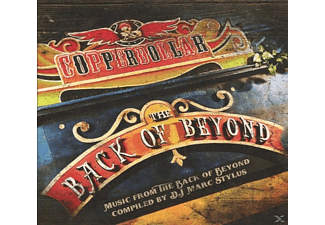 VARIOUS - Copperdollar, The Back Of Beyond [CD]