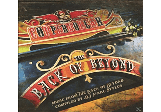VARIOUS - Copperdollar, The Back Of Beyond - (CD)