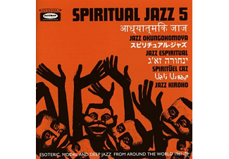 VARIOUS - Spiritual Jazz Vol.5-The World [CD]