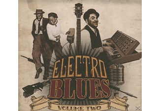 VARIOUS - Electro Blues Vol.2 [CD]