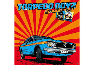 Torpedo Boyz - Headache Music [CD]