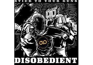 Stick To Your Guns - Disobedient [CD]