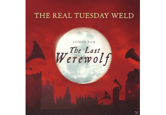 The Real Tuesday Weld - The Last Werewolf - (CD)