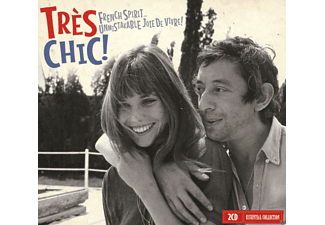 VARIOUS - Tres Chic - French Spirit - (CD)