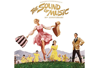 VARIOUS - The Sound Of Music-50th Anniversary Edition [CD]