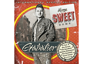 Andreas Gabalier - Home Sweet Home-Internat.Special Edt.(Jewel) [CD]