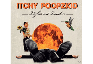 Itchy Poopzkid - Lights Out London - (CD)