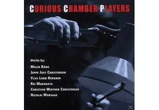 Curious Chamber Players - Curious Chamber Players - (CD)