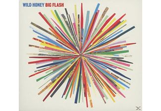 Wild Honey - Big Flash - (CD)