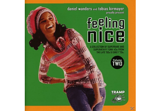 VARIOUS - Feeling Nice Vol.2 - (CD)
