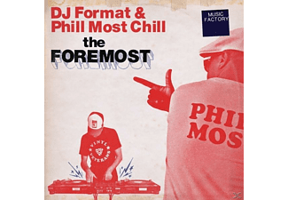 Dj Format & Phill Most Chill - The Foremost - (Vinyl)