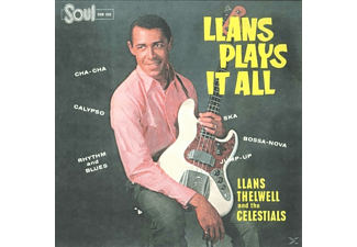 Llans & His Celestials Thelwell - Llans Plays It All - (Vinyl)