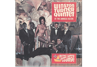 Winston Quintet Turner - At The Jamaica Hilton: In The Jippi Jappa Lounge - (Vinyl)