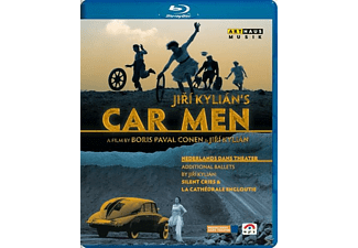 Kylian, Jiri & Nederlands Dans Theater, The - Car Men/Cathédrale Engloutie/Silent Cries - (Blu-ray)