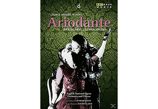 Ann Murray;Joan Rodgers - Ariodante - (DVD)