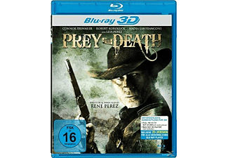 PREY FOR DEATH (3D) - (Blu-ray)