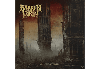 Barren Earth - On Lonely Towers (2lp) - (Vinyl)