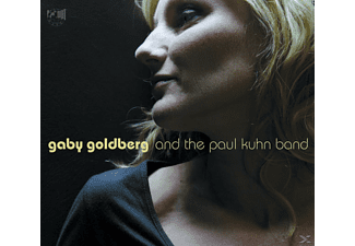 Gaby Goldberg - And The Paul Kuhn Band - (CD)