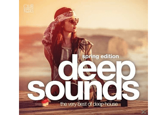 VARIOUS - Deep Sounds - Spring Edition - The Very Best Of Deep House - (CD)