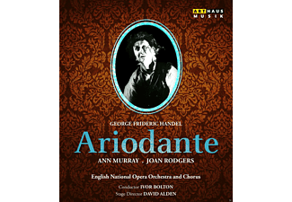Ann Murray;Joan Rodgers - Ariodante [Blu-ray]