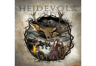 Heidevolk - Velua (Ltd.First Edt.) - (CD)