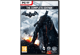 Batman: Arkham Origins Complete Edition PC