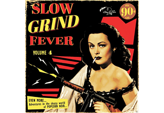 VARIOUS - Slow Grind Fever 04 [Vinyl]