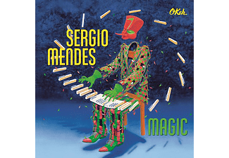 Sergio Mendes - Magic (Vinyl LP (nagylemez))
