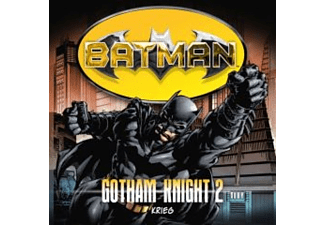 Batman: Gotham Knight 2 - Krieg - 1 CD - Krimi/Thriller