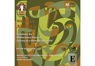 Peter Donohoe, Royal Scottish National Orchestra - Sinfonie 7 & Philharmonic [SACD Hybrid]