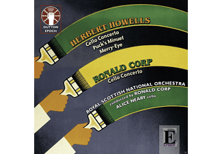 Alice Neary, Royal Scottish National Orchestra - Howells: Orchestral Works - (CD)