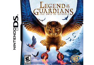 Legend of the Guardians: The Owls of Ga'hoole DS
