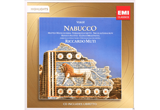 VARIOUS - Nabucco - Highlights [CD]