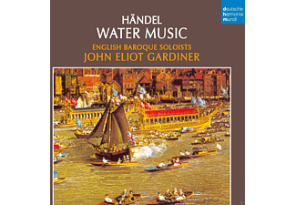 VARIOUS, The English Baroque Soloists - Water Music [CD]