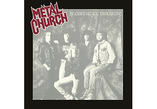 Metal Church - Blessing In Disguise (Vinyl LP (nagylemez))