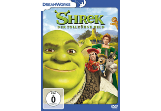 Shrek - Der tollkühne Held [DVD]