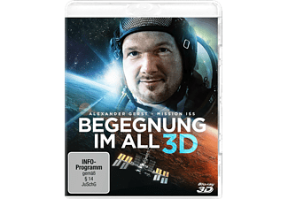 Begegnung im All 3D - Mission ISS [3D Blu-ray]