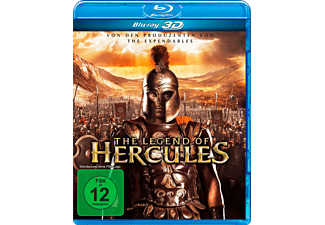 The Legend Of Hercules (3D + 2D) [3D Blu-ray (+2D)]