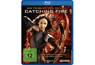 Die Tribute von Panem - Catching Fire (Special Edition) - (Blu-ray)