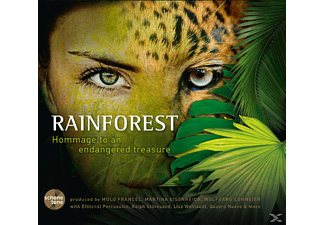 Various - Rainforest-Hommage To An Endangered Treasure [CD]