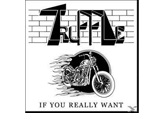 Truffle - If You Really Want - (CD)